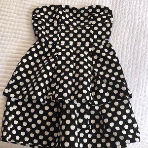 Kate Spade Mini Peplum Dress